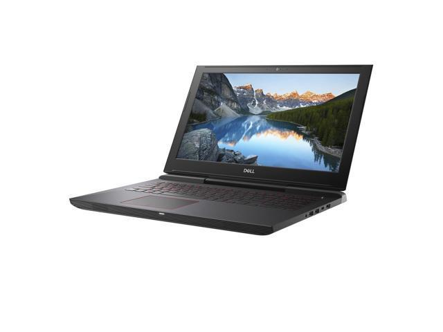 Dell G5 15 Gaming Laptop 5587- i7-8750H- GTX 1060- 128GB SSD + 1TB HDD- 16GB RAM