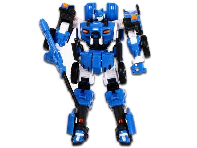 Miniforce X Penta X Bot Volt, Korean TV Animation Transforming Robot  Character - Newegg com