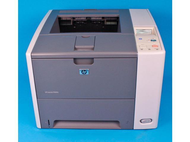 HP LaserJet P3005n Printer - Newegg com
