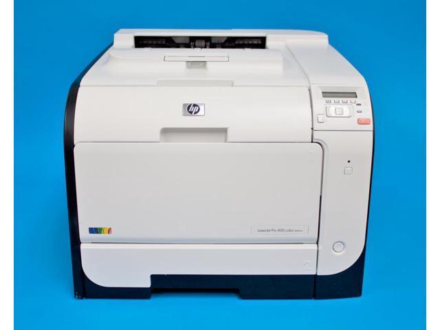 Refurbished Hp Laserjet Pro 400 Color Printer M451dn Ce957a Newegg Com