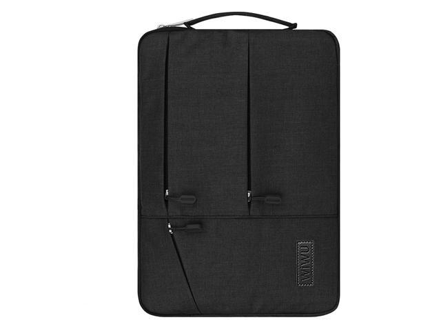 """Sleeve Case Bag for 13 13.3/"""" Apple MacBook Pro Black"""