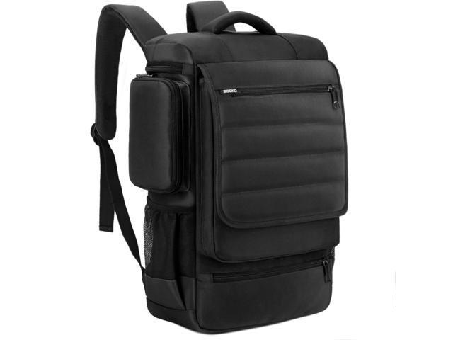 Socko Travel Gaming Laptop Backpack 18 4 Inch Waterproof Computer Bag Notebook Rucksack For 17 3 Dell Asus Msi Hp Laptops