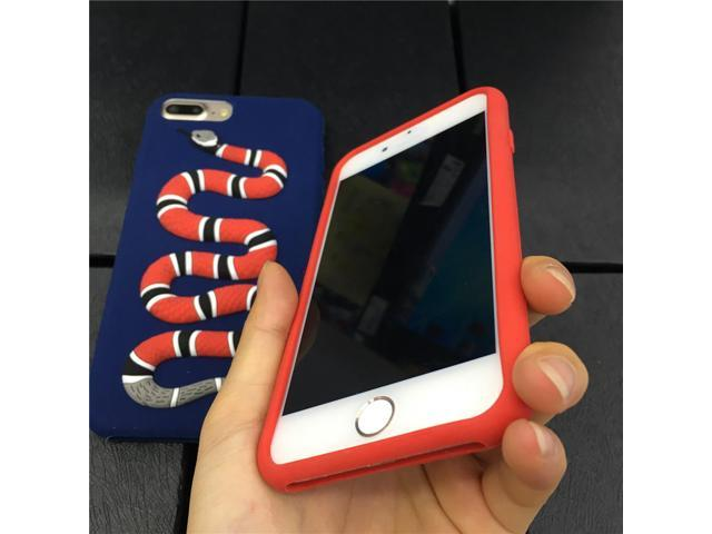 Capa Silicone Cover iPhone 6/6s Blue
