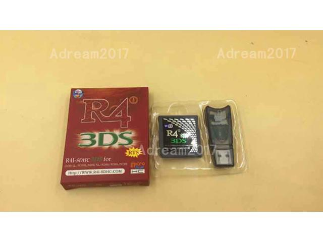 R4I-SDHC 3DS RTS Adapter Card for NDS NDSL NDSI 3DS 3DSLL NEW3DSLL -  Newegg com