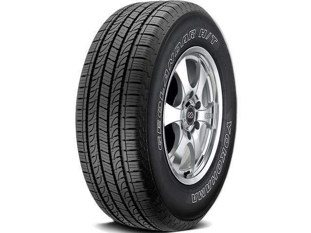 Yokohama All Season Tires >> 2 Yokohama Geolandar H T G056 P235 70r17 108t Xl Owl Advance All Season Tires