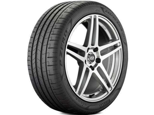 Pirelli P Zero >> 2 Pirelli P Zero 275 40r20 Pz4 106w Xl Oe Bmw X5 X6 Rft Font Tires Run Flat