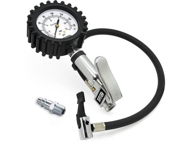 Heavy Duty Tire Inflator with Gauge