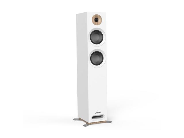 Jamo Studio series S 807-WH White Floorstanding Speakers - Pair - Newegg com