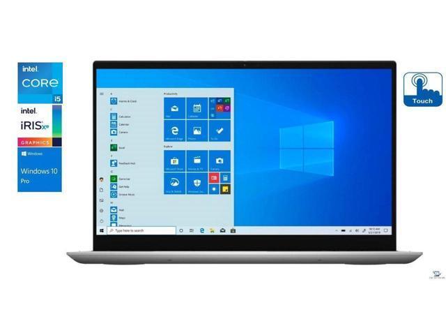 "Dell Inspiron 7506 Series 15.6"" Full HD Touchscreen Notebook,11th Generation Intel Core i5-1135G7,32GB DDR4 RAM,512GB SSD, Intel Iris Xe Graphics,Wifi 802.11AX,Bluetooth,HD Webcam,HDMI,Windows 10 Pro"