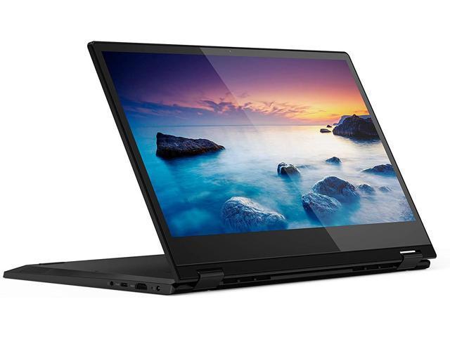 "Lenovo Flex 14.0"" Full HD 2-in-1 Touchscreen Notebook,8th Gen Intel Core i5-8265U,20GB DDR4,512GB SSD,Intel UHD 615 Graphics,Wifi-AC,Bluetooth,HDMI,USB,Fingerprint Reader,Windows 10 Pro"