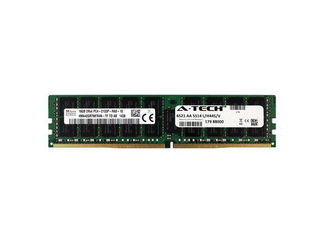 DDR4 2133MHz Hynix 16GB Module Dell PowerEdge R730xd R730 R630 T630 Memory  RAM - Newegg com