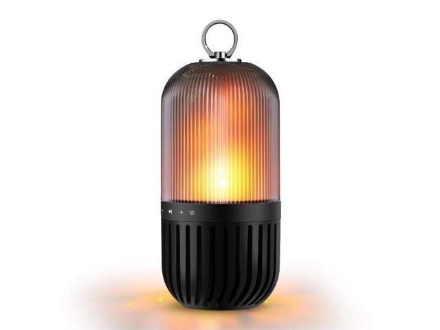 Usb Bluetooth Wireless Table Lamp Outdoor Led Waterproof Flame Portable Atmosphere Speaker