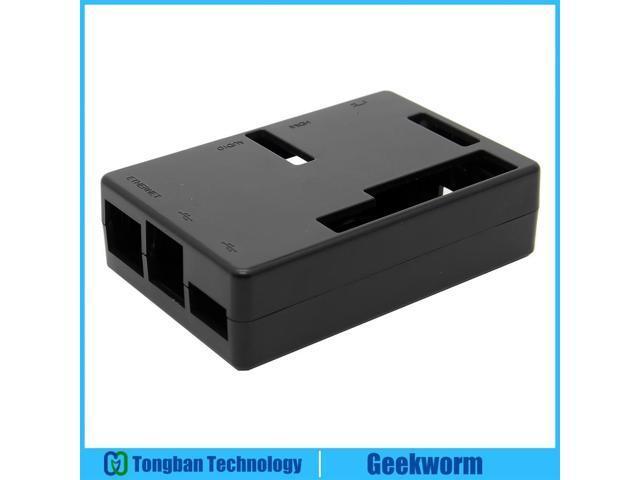 ABS Case, Enclosure For ROCK64 Arm Development Board - Newegg com
