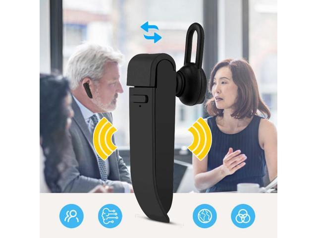 Portable Smart Voice Translator Bluetooth Instant Voice Translator  Real-time Travel Business Traductor Support 22 Languages - Newegg com