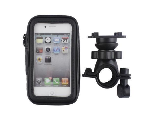 low priced 50eeb 619bf Motorcycle Bicycle Phone Holder For iPhone 8 7 6 6s Plus Xiaomi Huawei  TISKE Support Mobile Phone stand With Waterproof Case Bag - Newegg.com