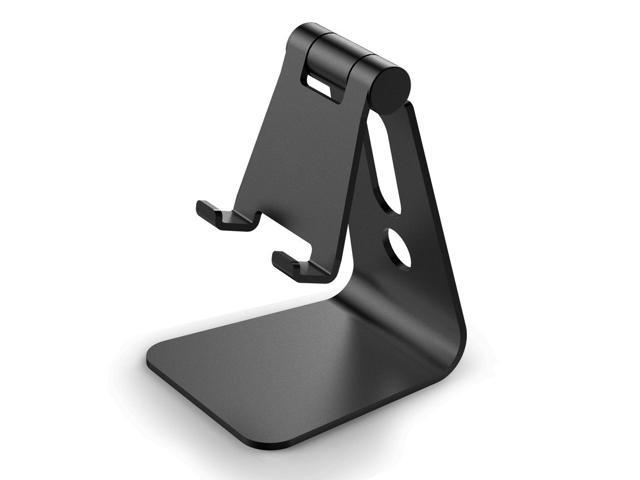 Adjustable Cell Phone Stand, [UPDATE VERSION] Cradle, Dock, Holder For  Switch,iPhone X Samsung S9 charging, Accessories Desk, all Android  Smartphone -