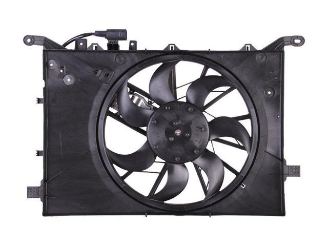 Engine Cooling Fan Assembly Cooling Direct For//Fit 21091 04-08 Acura TL