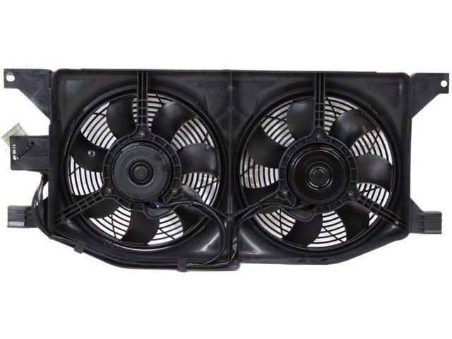 AC Condenser Fan Assembly For Nissan Titan Armada NI3113109