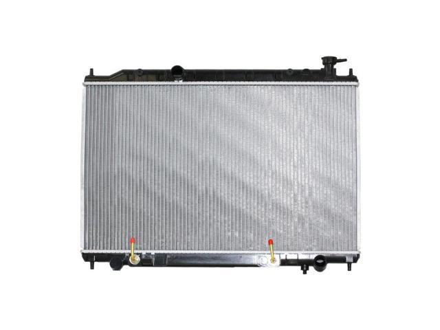 Radiator Assembly Plastic Tank /& Aluminum Core Direct Fit for Nissan Murano New