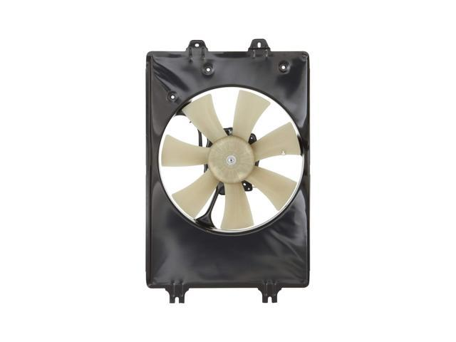 AC A//C Condenser Cooling Fan Assembly for 99-00 Honda Civic