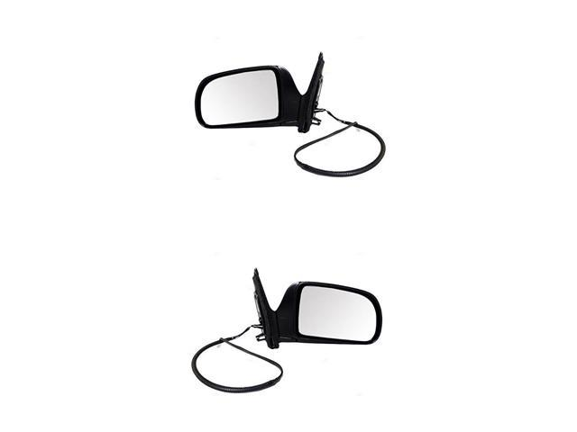 For Prius 10-15 Driver Side Mirror Paint to Match