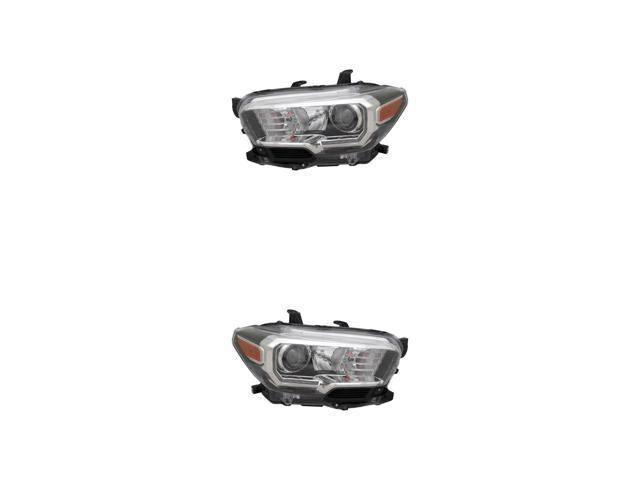 TO2503244B Original Equipment Reconditioned Passenger Side Headlight Assembly