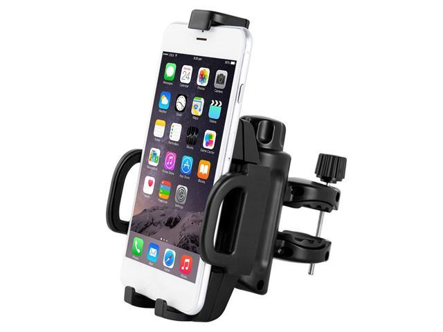 premium selection cba67 087db Yoassi Bike & Motorcycle Phone Mount Universal Handlebar Adjustable Cell  Phone Holder fits iPhone 7 6s Plus, Samsung Galaxy S7 S6 S5, Google Nexus 5  ...