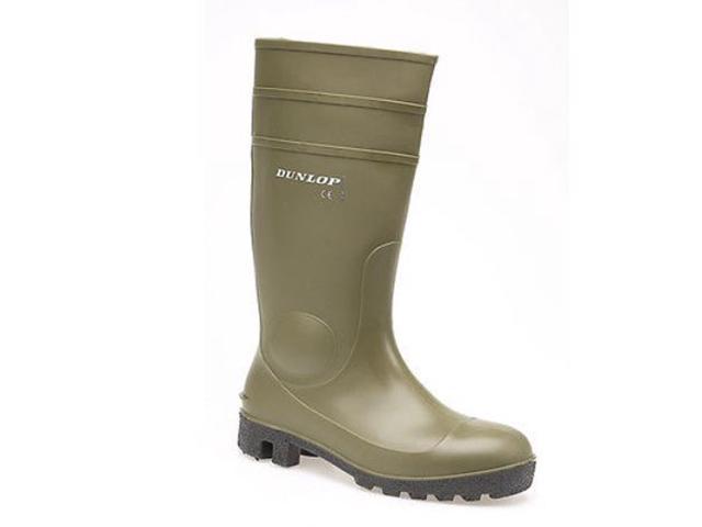 Dunlop Protom FS Safety Green Steel Toe