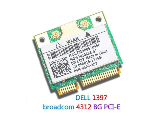 BROADCOM DELL WIRELESS 1397 WLAN MINI-CARD DRIVERS DOWNLOAD (2019)