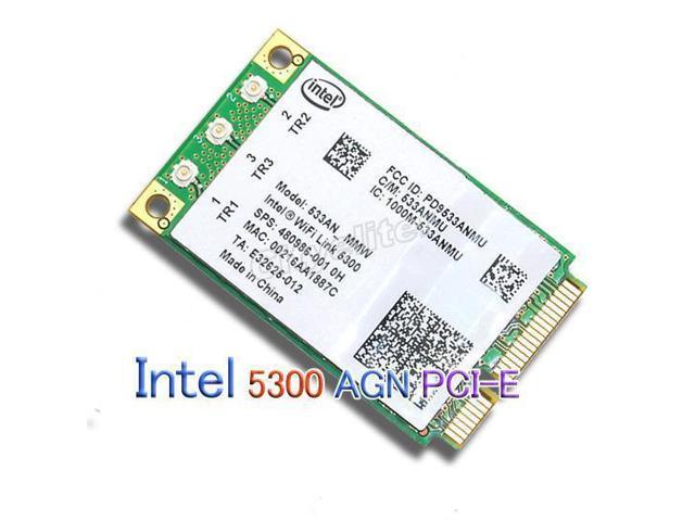 INTEL WIFI LINK AGN 5300 DOWNLOAD DRIVER