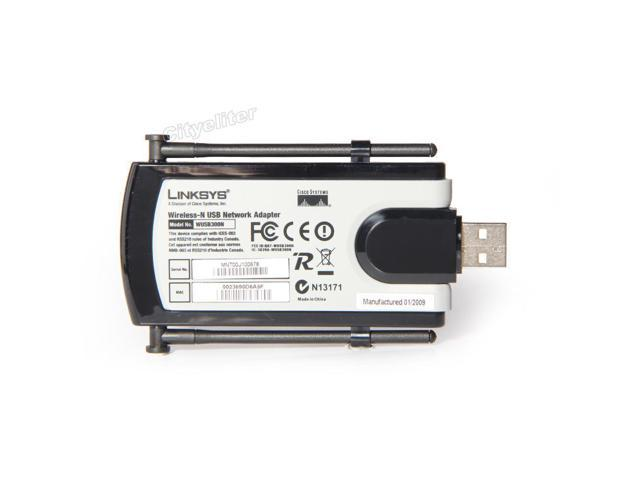 LINKSYS USB 300N DRIVER FOR WINDOWS MAC