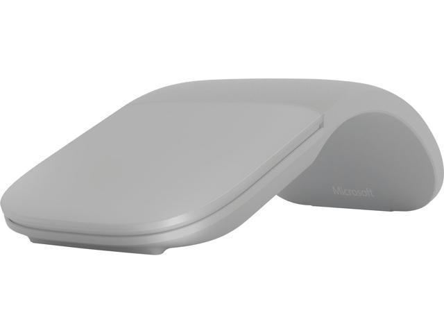 Microsoft Surface Arc Mouse - Light Gray - CZV-00001 - Newegg com