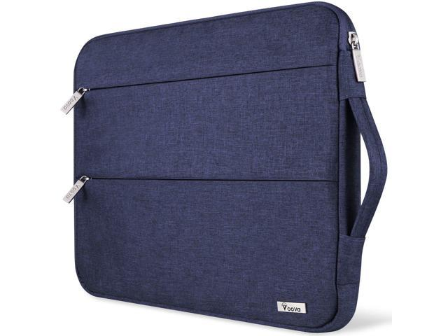 f994eee2bae7 Voova 13 13.3 inch Laptop Sleeve Compatible MacBook air,MacBook  pro,dell,hp,Lenovo with Handle Waterproof Protective,Blue - Newegg.com
