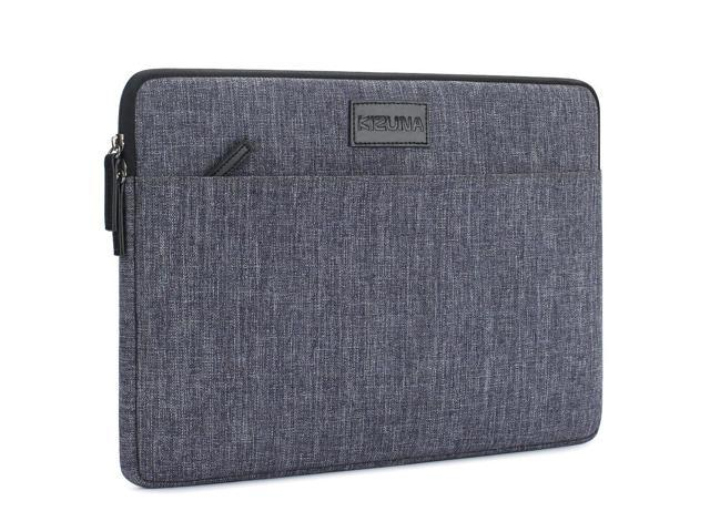 KIZUNA Laptop Sleeve 15 6 Inch Water-Resistant Notebook Case Portable  Carrying Bag for 15 6