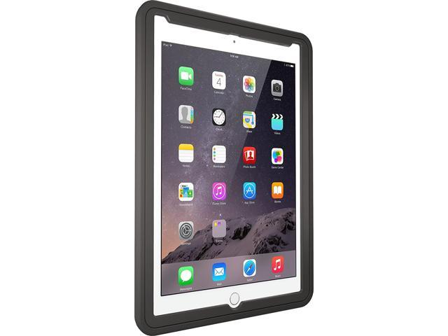 brand new cc6e8 35983 OtterBox Unlimited Series Case with Stand for iPad Air 2 - Non-Retail  Packaging - Slate Gray - Newegg.com