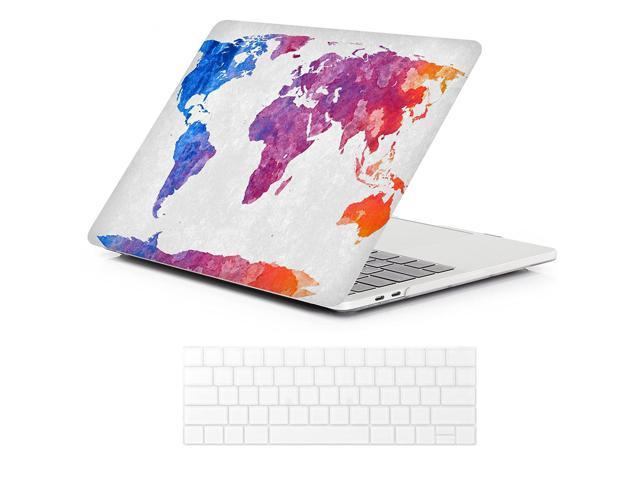 MacBook Pro 13 Case 2017 /& 2016 Release A1706//A1708 iCasso Hard Shell Cover and