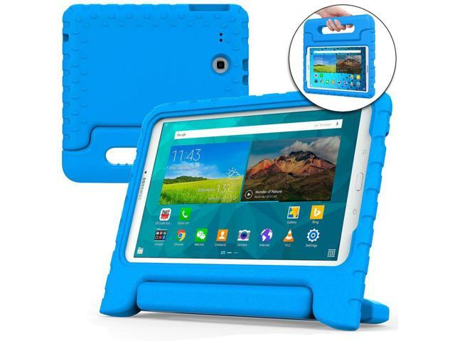 online store 721be bc6c5 Cooper Dynamo Kids case Compatible with Galaxy Tab E 9.6   Shock Proof  Heavy Duty Kidproof Cover for Kids   Girls, Boys   Kid Friendly Handle &  Stand, ...