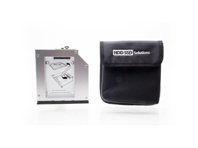Newmodeus 2nd HDD caddy for HP 8460w, 8470w Workstation (compare  643921-001) Original caddy - Newegg com