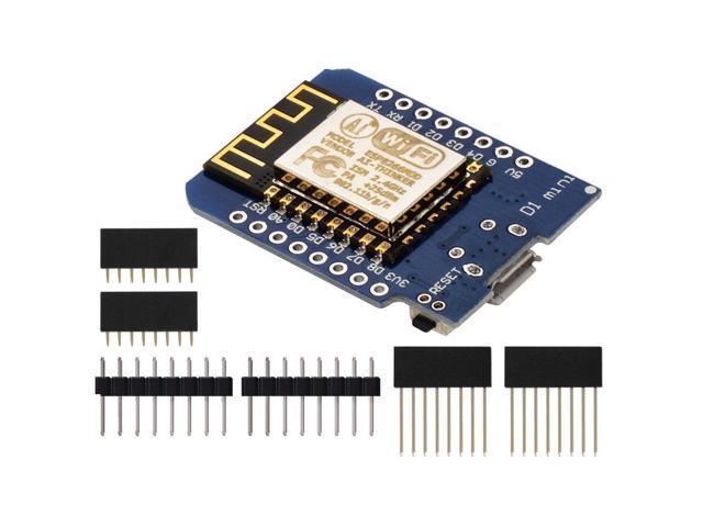 Yizhet 3 St/ück Mini NodeMcu mit ESP8266 ESP-12F 4M Bytes WLAN WiFi Module Entwicklungsboard f/ür Arduino