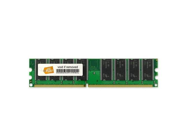 DDR-333, PC2700 A7V400-MX and A7V8X-X Motherboards 4AllDeals 1GB RAM Memory Upgrade for The ASUS A7N8X-E A7N8X-VM