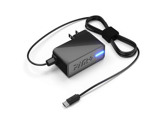 8f4dd31d9f4f UL LISTED Pwr 10W EXTRA LONG 6.7 Ft Fire TV Stick Power Adapter AC ...