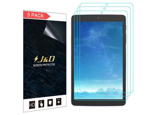 [3-Pack] Alcatel A30 Tablet 8 inch Screen Protector, J&D Premium HD Clear  Film Shield Screen Protector for Alcatel A30 Tablet 8 inch - Newegg com