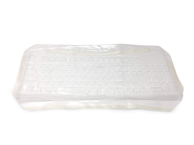 Viziflex Keyboard Cover Compatible with Logitech Deluxe 660 Y-RAR76 650 Y-UR83 Part 155G107-  Keyboard not included