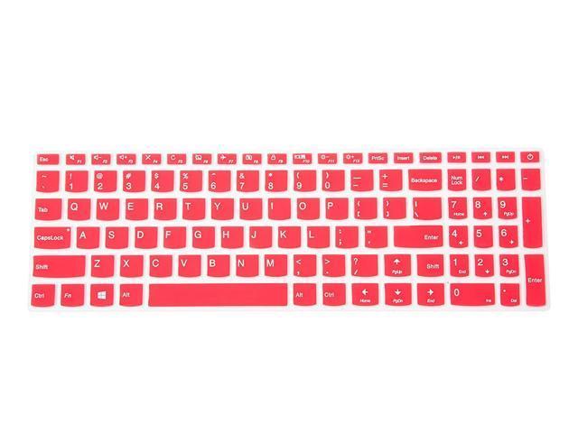 buy popular fa071 b6f35 Leze - Ultra Thin Silicone Keyboard Cover Skin Protector for Lenovo ideaPad  510 15.6