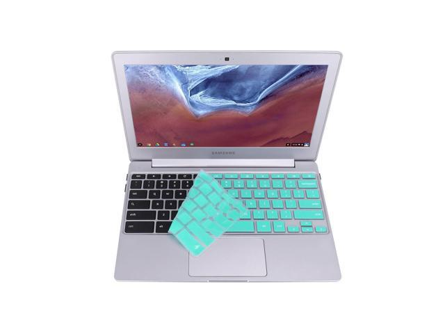 FORITO Keyboard Cover Compatible 2019 2018 2017 Samsung Chromebook 3/11 6  Samsung Chromebook/Samsung Chromebook Plus V2 2-in-1 12 2