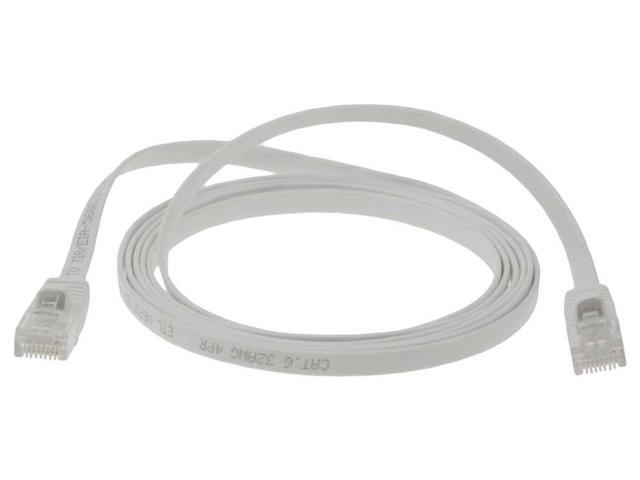 Sf Cable 5 Ft Premium Ultra Flat Cat6 550 Mhz Network
