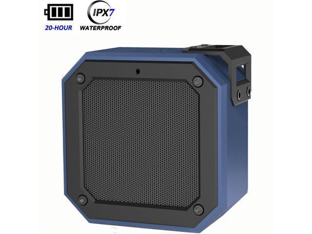 Waterproof Bluetooth Speaker Bass Wireless Subwoofer Loud Stereo /& 20H Playtime