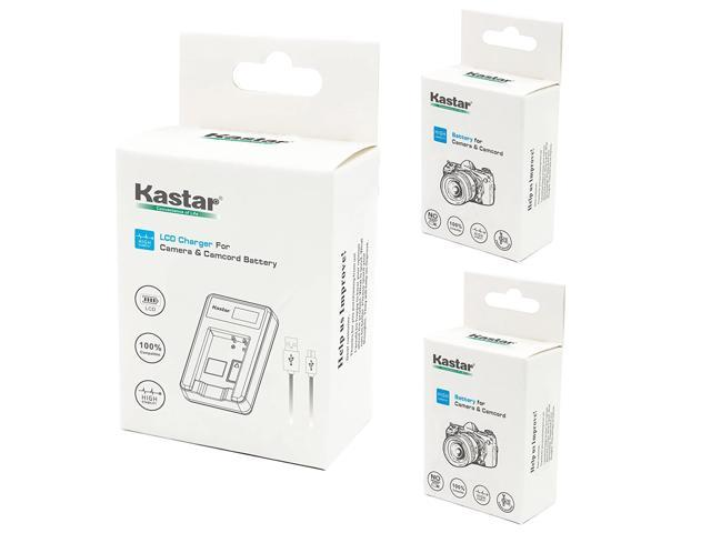 Battery Grips Digital Camera Accessories Kastar LCD Slim USB ...