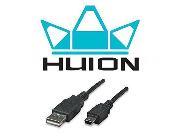 USB Data Cable for Huion H420, 420, H610 Pro Graphical Drawing Tablets -  Newegg com