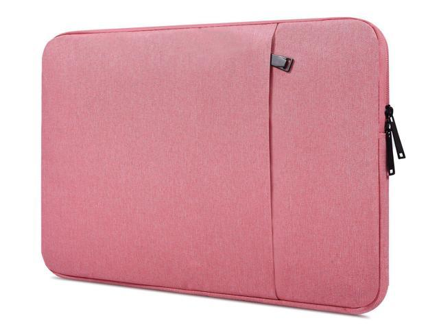 14 15 Inch Water Resistant Laptop Sleeve Case For 2018 Acer 14 Chromebook Acer Aspire 14 Hp Steam 14 Hp Pavilion X360 14 Lenovo Yoga 920 13 9 Asus L402wa 14 Inch Protective Bag Pink Newegg Com